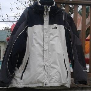 Mens North Face Winter Coat